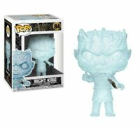 FUNKO POP NIGHT KING 84 GAME OF THRONES JUEGO DE TRONOS FIGURA VINILO
