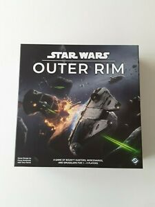 Star Wars Outer Rim Board Game - Fantasy Flight Games