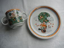 Villeroy et Boch  Kiddy Set  Switch  Tasse et Assiette