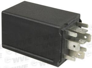 Turn Signal Flasher WVE BY NTK 1R2187