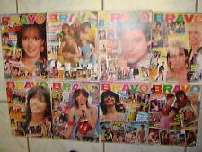 Bravo Hefte aus 8x 1983 Nr. 20,26,27,28,31,32,34,35 ohne Poster Sammlung