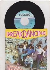 Electric Boogie Men  - Breakdancing