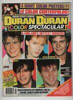 Modern Screen Yearbook Mag Duran Duran Simon Le Bon No.25 1985 012721nonr