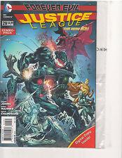 JUSTICE LEAGUE #29 COMBO PACK NEW 52 (April 2014, DC Comics)