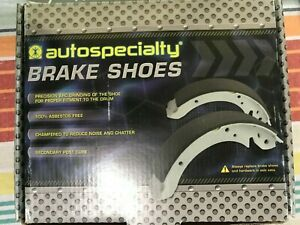 Ford Focus 2004 rear brake shoes for drum brakes