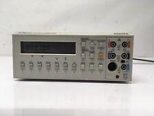 Fluke Philips PM2535 Digital 3.5 To 6.5 Digit Multimeter W/ Test Leads TESTED