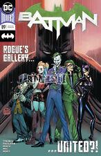 BATMAN #89 1st Appearance of PUNCHLINE! 1st Print!