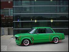 BMW 02 SERIES 1602/2002/2002TURBO ALPINA LOOK FENDER FLARES NEW!