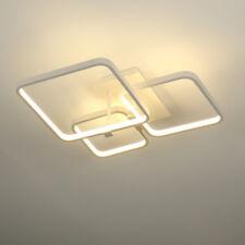 Modern LED Deckenleuchte Geometrie Design Deckenlampe Wohnzimmer Schlafzimmer