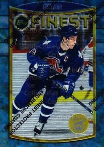 1994-95 Finest Super Team Winner Redeemed #69 Joe Sakic