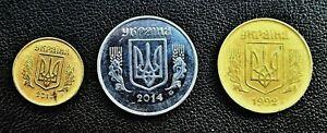 Ukraine 5.10.50 kopecks 1992 ...
