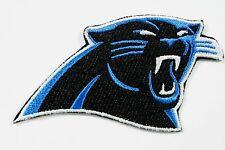 Lote De (1) Nfl North Carolina Panthers Bordada parche con logotipo en el artículo Nº 07