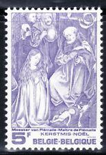 SELLOS NAVIDAD BELGICA 1976  1832  1v.