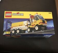 New LEGO 1252 Shell Tanker Factory Sealed NISB RARE Gas Station System