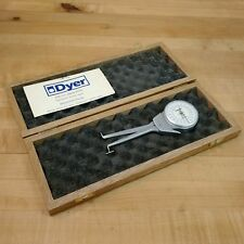 Dyer 100-137, No. 22, Intertest Series Gage, 20-40, 0,01mm - USED