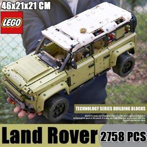 LEGO Technic Car Toy 13715 Land Tiger Defender Set Assembly Kits Building Blocks