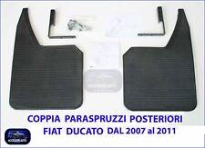 Paraspuzzo per Fiat DUCATO  Paraspruzzi solo Posteriori para schizzi 2 pz.