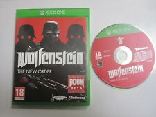 Wolfenstein: The New Order (Xbox One) VideoGames