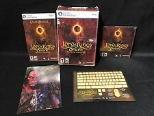 Lord of the Rings Online: Shadows of Angmar (PC, 2007) Windows