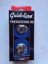 GUIDOLINE TISSU TRESSOSTAR 90 BLEU ROI / GUIDOLINE FABRIC TRESSOSTAR 90 BLUE KIN