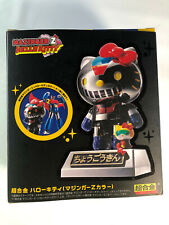 Bandai Hello Kitty Mazinger Z Color Chogokin Die-Cast Metal Action Figure NEW