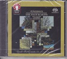 Vivaldi: The Four Seasons Pinchas Zukerman Hybrid SACD English Chamber Orchestra