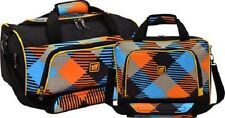 Loudmouth Microwave 2 Piece Carry-On Duffel and Tote Bag Set
