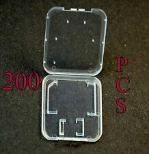 2000 Jewel Case For Sandisk 4gb 8gb 2gb SD HC TF MicroSD Transflash memory card