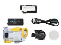 Midland XTC 200 720p HD High Def Action Video Camera w/2 Mounts&Submersible Case