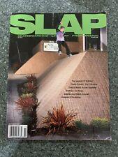 Slap Skateboard Magazine November 2008 Dennis Busenitz