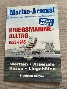 Marine-Arsenal, Special Band 9, Kriegsmarine-Alltag 1933-1945