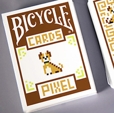 Bicycle Pixel (Dog) Playing Cards by TCC - LIMITED EDITION