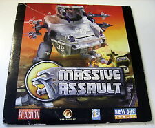 Massive Assault - gioco PC genere: Strategico