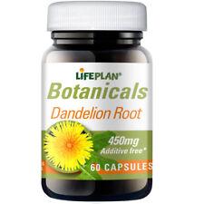 Lifeplan Dandelion Root 450mg 60 Capsules