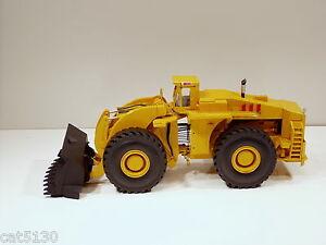 LeTourneau L1800 Wheel Loader - 1/48 - HartSmith Models - N.MIB