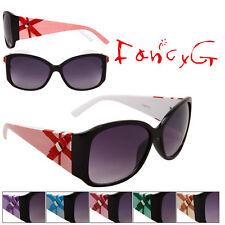 Unisex Fashion Sunglasses Bow Style UV 400 Protection x 12 Assorted