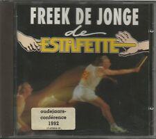 FREEK DE JONGE - DE ESTAFETTE (1992) Angstbeeld, Ooggetuige, Olympische Spelen