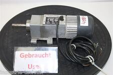 minimotor 10 watt 1,1 min  getriebemotor sterngetriebe