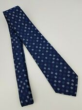 Brooks Brothers Makers and Merchants Navy Logo Tie
