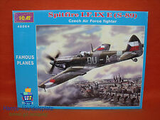 ICM ® 48064 Spitfire LF.IX E (S-89) Czech Air Force Fighter 1:48