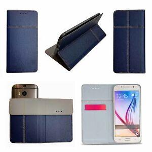 Handy Tasche für ZTE Blade A512 Book Case Klapp Cover Schutz Etui Hülle
