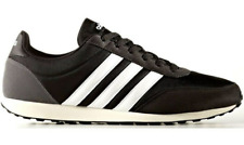 ADIDAS V Racer 2.0 Mens Trainers Black Size UK 8 US 8.5 *REFCHS16