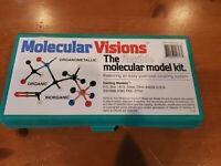 Molecular Visions Organic Chemistry Modeling Kit & Framework Modelling Kit VGC