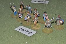 25mm ACW / confederate - markers 10 figures - inf (23048)