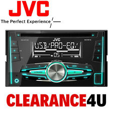 JVC KW-R510 Double Din CD MP3 USB AUX In Android Car Stereo Radio Player