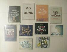 *JOSEPH PRINCE 33 CD RELIGIOUS AUDIO BOOK BOX SET COLLECTION – 10 TITLES*