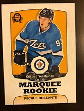 18-19 UD Series 2 Opee Chee Retro Marquee Rookie #635 Kristian Vesalainen