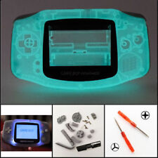 Nintendo Game Boy Advance GBA Front Light Frontlight AGS-001 Full Mod Kit Night