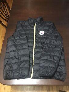 Pittsburgh Steelers Bubble Jacket