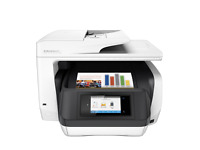 HP Officejet Pro 8720 All in One Inkjet Printer White